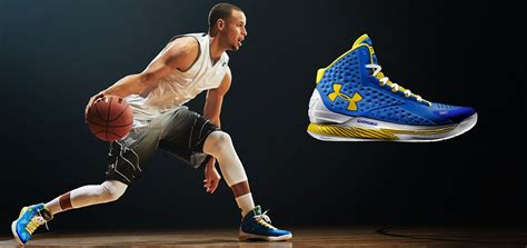 Sepatu Basket Stephen Curry Quot Curry One Quot Sepatu Basket Stephen Curry Signature Series