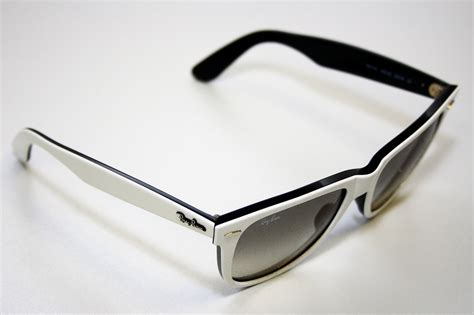 Black And White Ray Ban Wayfarers | white black ray ban wayfarers men s fashion blog