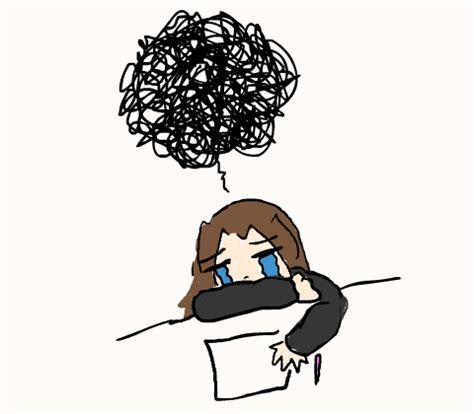imagenes de anime tumblr tristes awake