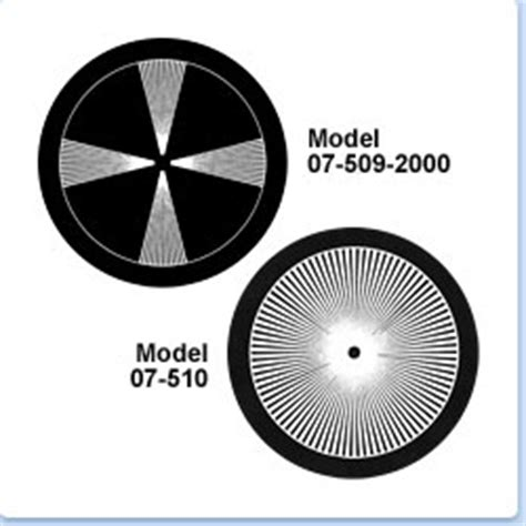x ray test pattern product listing