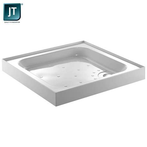 shower tray just trays ultracast square upstand shower tray uk bathrooms