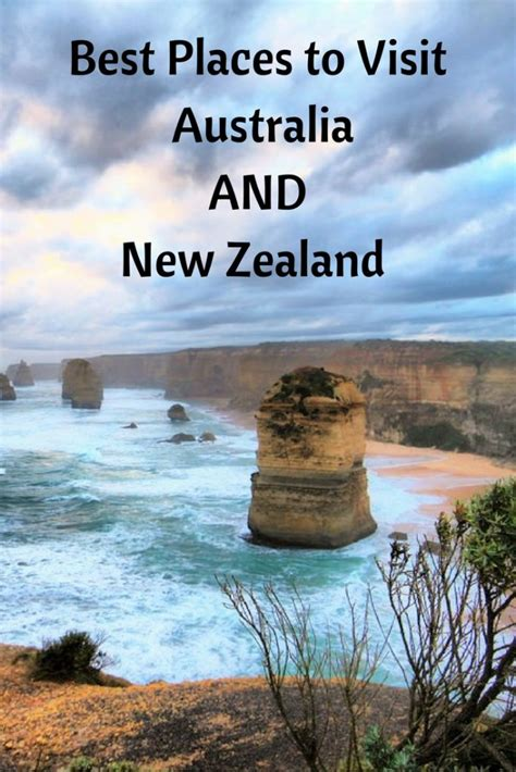 best places to visit best places to visit in australia and new zealand
