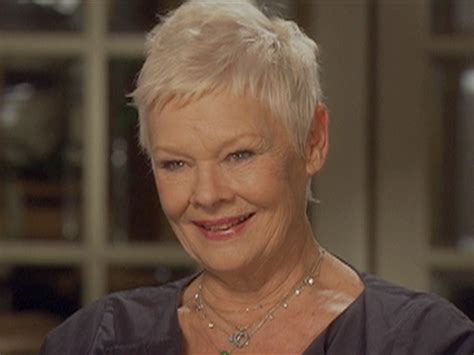 judi dench hairstyle front and back of head judy dench hairstyle front and back judy dench hairstyle