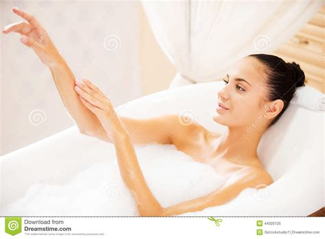 feeling clean and fresh stock photo image 44320120