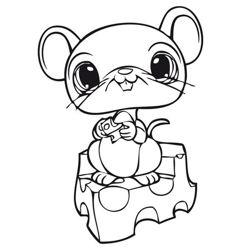 old lps coloring pages littleist pet shop coloring pages