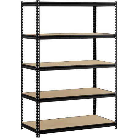 Normal Rack by Rack 48 Quot W X 24 Quot D X 72 Quot H 5 Shelf Steel Shelving