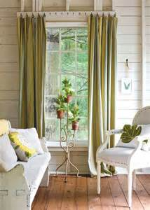 Curtains Without Rods Home Dzine Home Decor And Easy Window Treatments