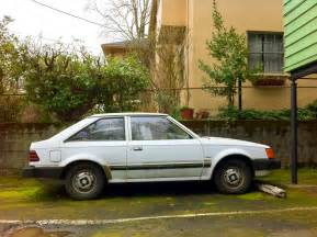 parked cars sunday bonus 1986 ford pony