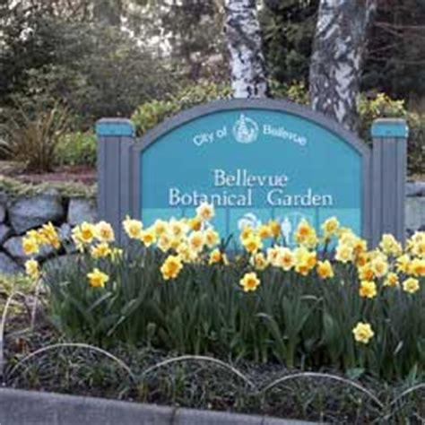 Bellevue Botanical Garden Hours Bellevue Botanical Garden I Location