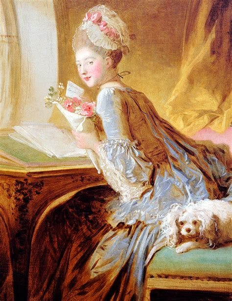 reclining girl boucher rococo the lady and tweed on pinterest