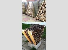 15 Fab Firewood Rack & Best Storage Ideas! - A Piece Of ... Firewood Storage
