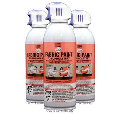 Upholstery Paint Where To Buy by Simply Spray Upholstery Fabric Spray Paint 8 Oz Can 3