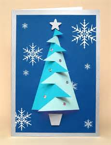 How To Make Cards Out Of Paper - handmade card ideas for celebrating 2015 year