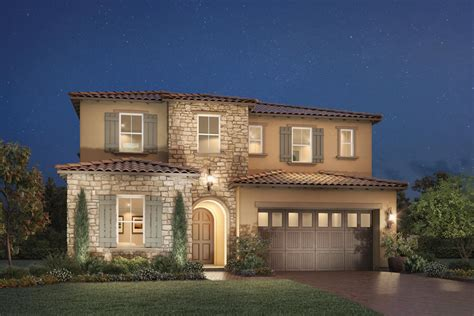 Pacific Ridge Homes by The Trails At Baker Ranch The Pacific Ridge Home Design