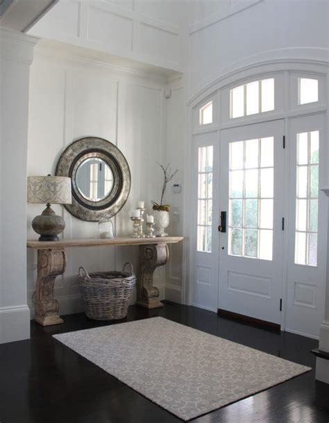 White Entrance Table 20 Gorgeous Entry Table Design Ideas Style Motivation