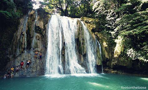 A Place Falls Daranak Batlag Falls Calinawan Cave Travel Guide Tips And Budget