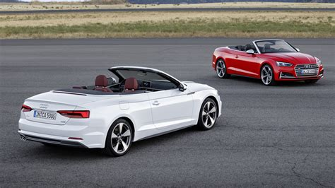 audi   cabriolet debuts    familiar design