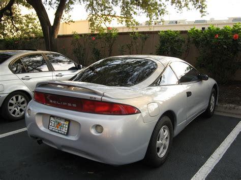 eclipse mitsubishi 1998 1998 mitsubishi eclipse rs coupe 2d for sale