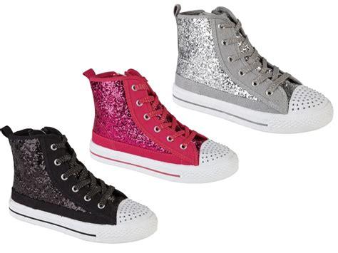 kid high top shoes boys canvas pumps lace up boots plimsoles hi