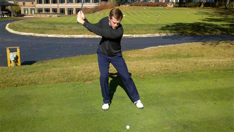 golf swing pivot full swing pivot daniel gray pga professional