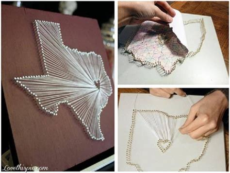 diy string projects 25 creative diy wall projects 50 that you