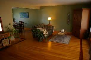 green living room walls indelink