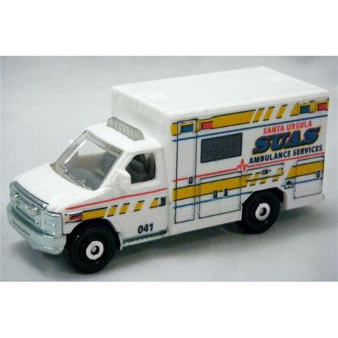 Matchbox 2009 Ford E 350 Ambulance image gallery matchbox ambulance 1970