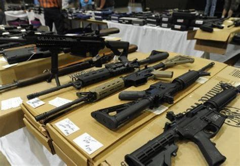 Background Check Gun Show Background Checks For Personal Weapon Sales And Atf Inspections At Gun Shows That S