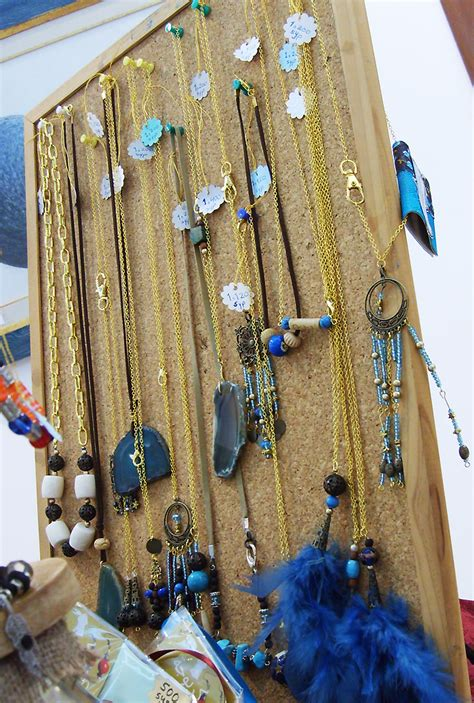 Handmade Jewelry Displays Ideas - inspiration board cork bulletin boards display ideas