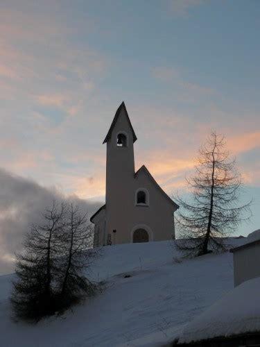 popolare trentino alto adige selva di val gardena chiesetta passo sella a selva