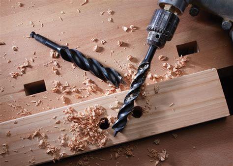 tool test wood owl auger bits