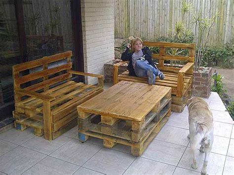 reader project make outdoor pallet furniture popular