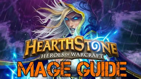 magier deck hearthstone hearthstone mage magier deck building guide german let s