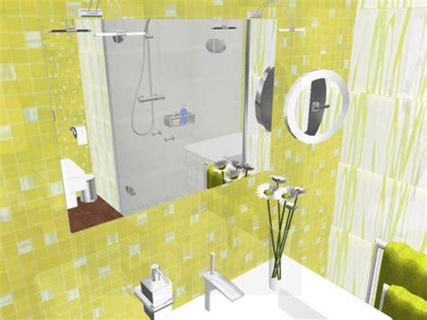 azulejos amarillos  bano casa web
