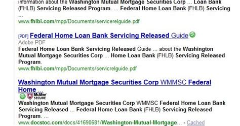 victory the tangled mortgage web between