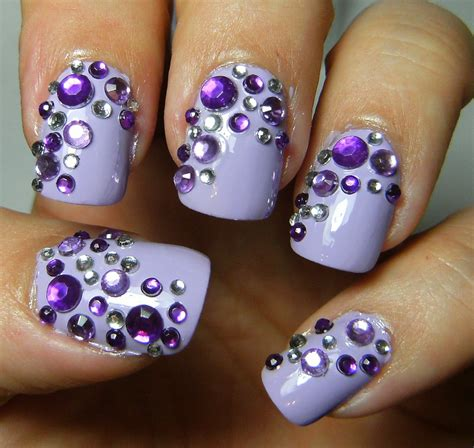 Faux Ongles R Sine by Faux Ongles Avec Strass