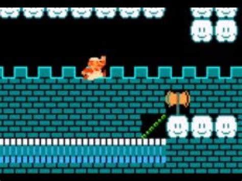 youtube layout glitch super mario bros snes port by p4plus2 glitch level b7
