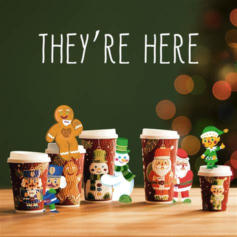 how many copies of a cup of christmas tea sold costa coffee on quot they re here our cups are of character this year