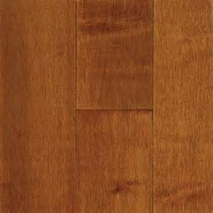 hardwood flooring home depot bruce prestige maple cinnamon solid hardwood flooring 5