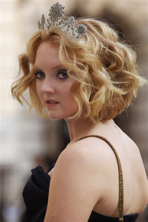 short wavy hairstyles for women hairstyles weekly lily cole short haircut romantic short curly bob