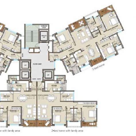 phoenix west ii floor plans one bangalore west luxury flats phoenix mills