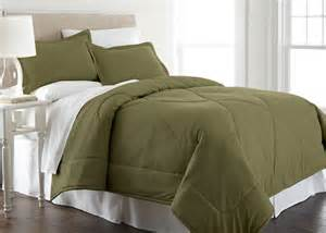 Olive Green Comforter Sets Olive Green Micro Flannel Comforter Micro Flannel Bedding