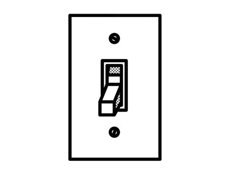 light switch images cliparts co