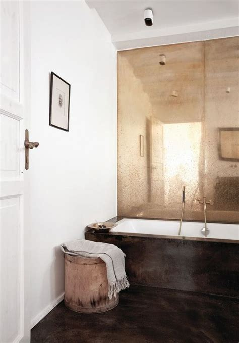 gold bathroom walls accent bathroom walls that will steal the show