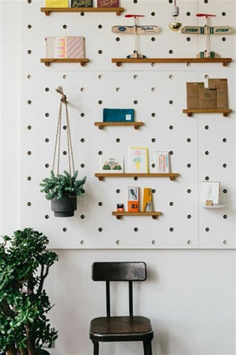 peg board design scouting 70 resourceful ways to decorate with pegboards and other