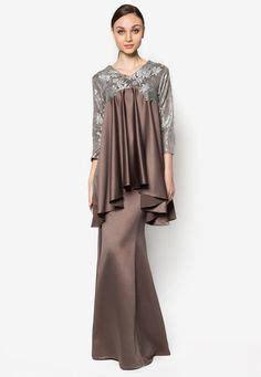 Baju Raya Coklat Cair fesyen trend terkini bianco mimosa sphera baju kurung moden baju raya 2017 fesyen trend