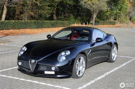 Alfa Romeo C8 by Alfa Romeo 8c Competizione 8 November 2015 Autogespot