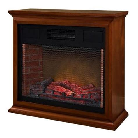 27 in electric fireplace in mahogany discontinued