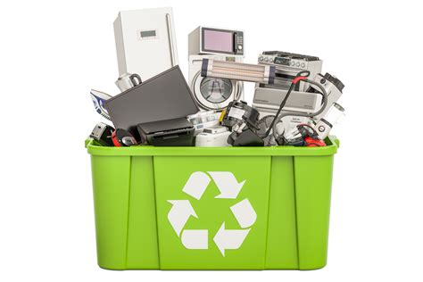 tech recyclers offers  recycling  earth day