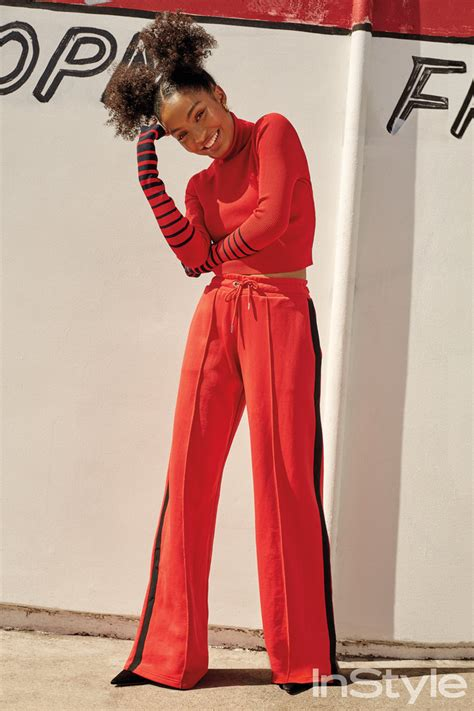 yara shahidi slays  instyle fashion shoot